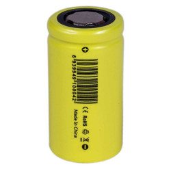 Tipo de bateria CR-123 3v